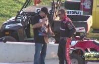 August 23, 2013 – USAC National Sprint Cars –  Kokomo Smackdown Nt. 2 – Kokomo Speedway – Kokomo, IN – Vimeo thumbnail