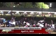 April 11, 2015 – Civil War – Calistoga Highlights