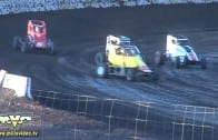 August 21, 2015 – POWRi National Midgets – Lincoln Speedway – Lincoln, IL