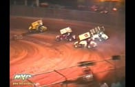 October 14, 1989 – 410 Sprint Cars – Fall Festival Race #3 – Placerville Speedway – Placerville, CA – Vimeo thumbnail