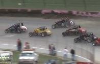 "September 20 & 21, 2014 – USAC Silver Crown Series – ""Four Crown Nationals"" – Eldora Speedway – Rossburg, OH"