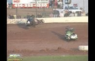 May 7, 2005 – USAC National Midgets – Powercom Park – Beaver Dam, WI – Michael Pickens / Jimmy Light crash – Vimeo thumbnail
