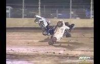 June 14, 2009 – USAC National Midgets – Kokomo Speedway – Kokomo, IN – Boat/Sweet/Coons Crash – Vimeo thumbnail