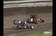 "August 11, 2009 – USAC National Sprint Cars – ""Ultimate Challenge"" – Oskaloosa, IA – Josh Wise Crash – Vimeo thumbnail"