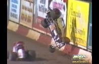 April 13, 2002 – Sprint Car Racing Association – Perris Auto Speedway – Verne Sweeney Crash – Vimeo thumbnail