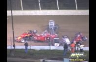 April 1, 2005 – USAC National Sprint Cars – Eldora Speedway – Multi Car Crash – Vimeo thumbnail