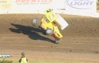 July 20, 2018 – Civil War Series – Ocean Speedway – Brent Bjork Crash