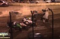 November 9, 2018 – USAC National Sprint Cars – Perris Auto Speedway – Multi Car crash – Vimeo thumbnail