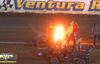 November 22, 2018 – USAC West Coast 360 Sprint Cars – Ventura Raceway – Guy Woodward Crash – Vimeo thumbnail