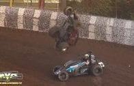 November 21, 2018 – USAC West Coast 360 Sprint Cars – Ventura Raceway – Matt Stewart Crash – Vimeo thumbnail