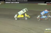May 3, 2019 – 410 Sprint Cars Brownell Memorial Chico Highlights