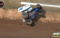 May 11, 2019 – 360 Sprint Cars – Placerville Speedway – Cody Lamar crash