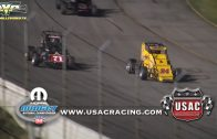 May 26, 2012 – USAC National Midgets ORP Night Before The 500 Highlights