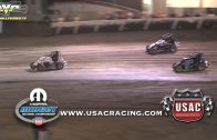 June 2, 2012 – USAC National Midgets Hut 100 Haubstadt Highlights – Vimeo thumbnail