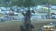 July 19, 2012 – USAC National Sprint Cars – Lincoln Park Speedway – Jonathan Hendrick Crash – Vimeo thumbnail