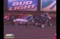 August 11, 2001 – Sprint Car Racing Association – Perris Auto Speedway – Multi Car Crash